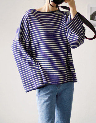 bell stripe - knit
