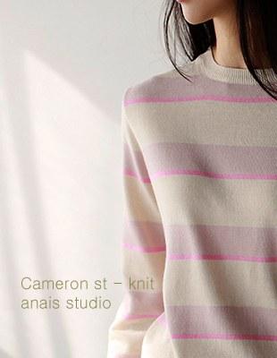 Cameron st - knit