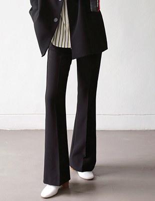 refined bootscut - pants