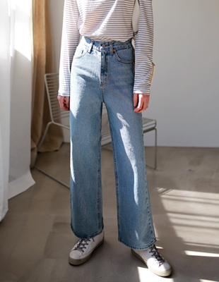 settler denim - pants