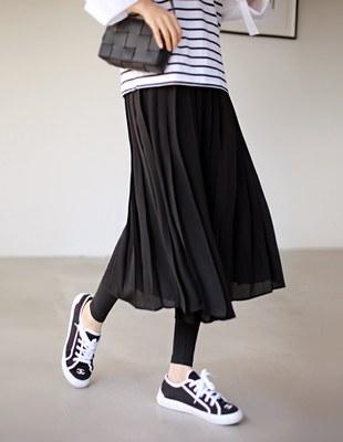 leggings pleats sk