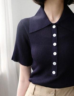 lien button knit