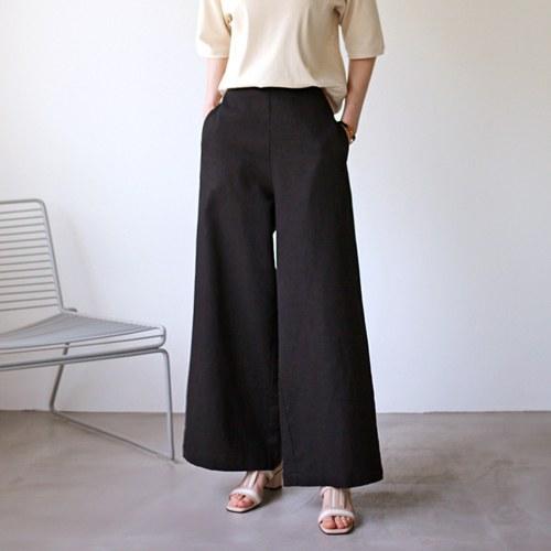 harry linen wide pants