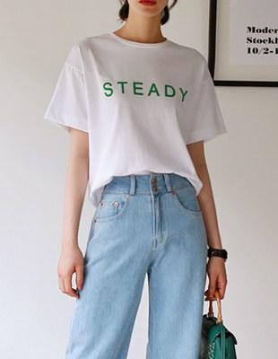 STEADY t