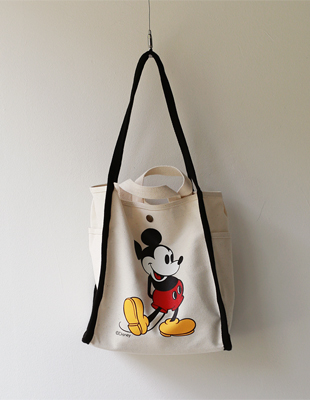 mickey bucket bag