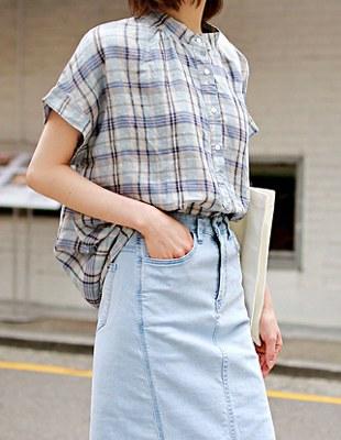 Adele linen shirts