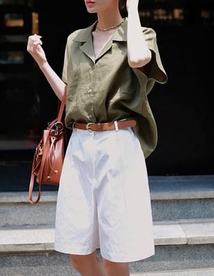 create linen shirts
