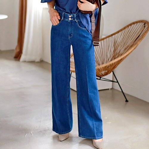 Vector wide soft jean