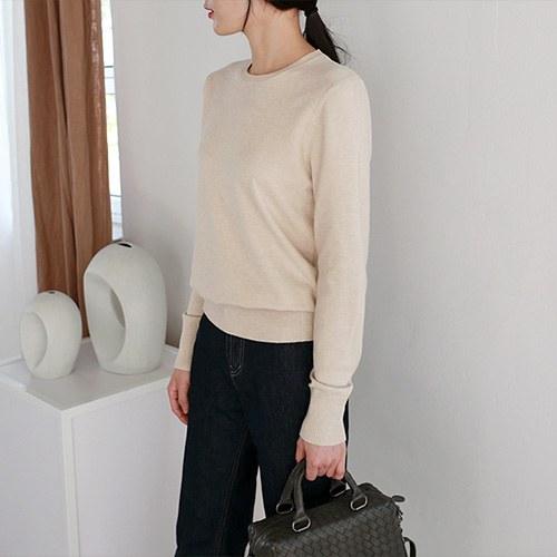 soft ruond knit