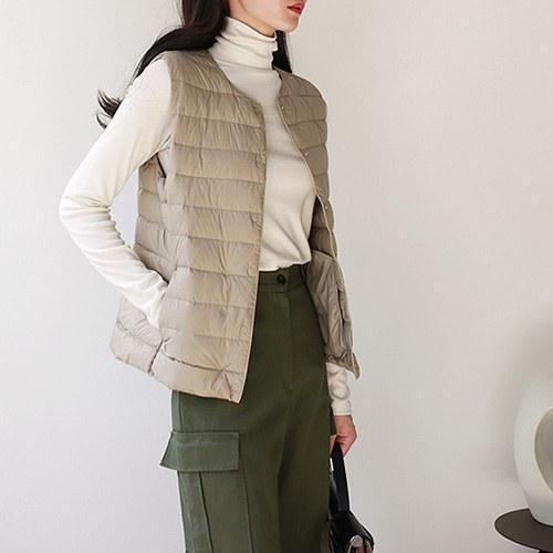 goose light vest