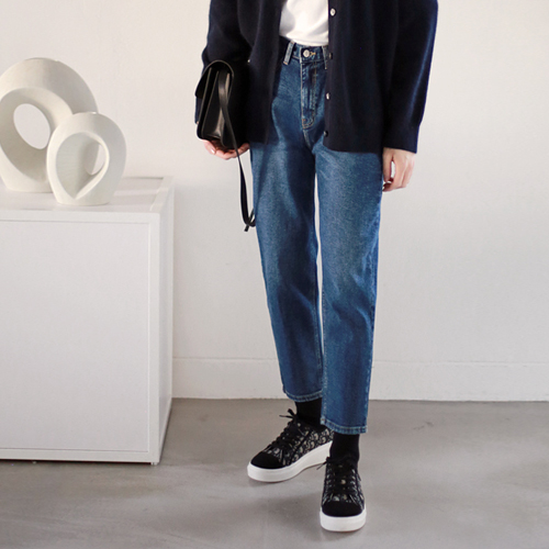 Curtis napping exhaust denim