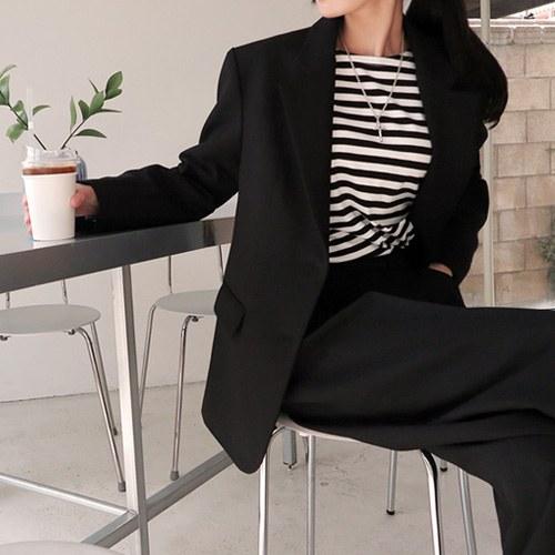 Black concept jacket