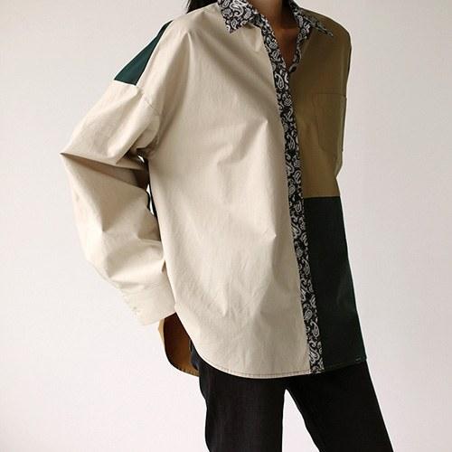 Paisley Long Shirt